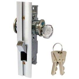 SFC鋁門鎖單面鉤鎖★伸縮式鎖頭  可依鋁門厚度調整