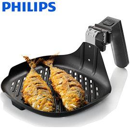 【飛利浦】健康氣炸鍋專用煎烤盤/HD9910(適用於HD9220&HD9230)