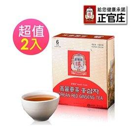 正官庄~高麗蔘茶 50包2入組^~ 1769再送高麗蔘茶5包