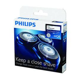PHILIPS 飛利浦電鬍刀網刀片 HQ8/51 HQ-8 (1盒3個刀頭刀網包裝)