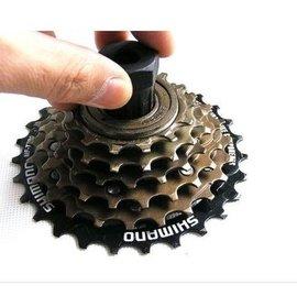 自行車/單車/腳踏車 拆卸 飛輪/旋飛/卡飛 套筒工具(12齒)