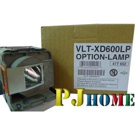 MITSUBISHI XD600 LAMP VLT~XD600LP 投影機燈泡 燈組