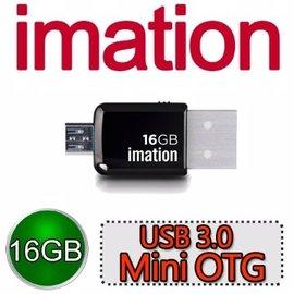 3.0 高速版美國Imation OTG USB 3.0 Mini 16GB