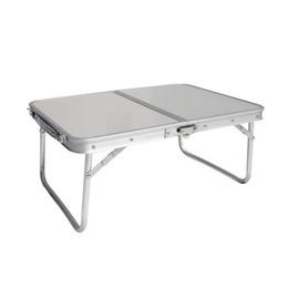 探險家戶外用品㊣DJ6733 鋁合金帳蓬小桌60x40cm (附收納袋)6040折合桌摺疊桌折疊桌休閒桌