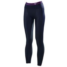 美津濃Mizuno BIO GEAR BG3000 女 慢跑  健身 運動 過膝 緊身 長褲 (A76BP-37090)