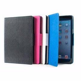 TAKASHI JOY iPad mini 背殼.側掀蓋 折疊式 皮套