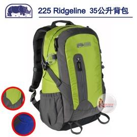 探險家戶外用品㊣225犀牛RHINO 35公升35L登山背包 上課書包自助旅行背包登山包 附防雨罩