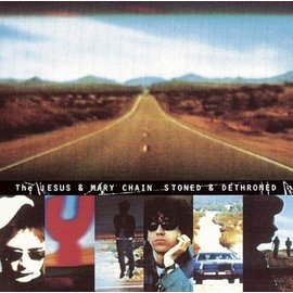 ^#80 CD 80 S THE JESUS AND MARY CHAIN  STONED