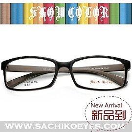 Show Color韓國正品鏡框 復古潮男士配近視眼鏡架1203 03