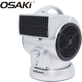 探險家戶外用品㊣OS-VK22 OSAKI輕巧雙渦流強力風扇 行動電扇 自動擺頭 超涼電風扇 戶外露營室內家電
