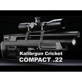 2014 版 KALIBRGUN 捷克製 犢牛式氣槍 5.5MM 膠托版
