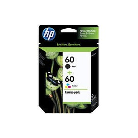 HP D1660 d26602560 F4280 F4480 黑色.彩色墨水匣 NO.60