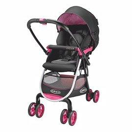 GRACO 購物型雙向嬰幼兒手推車 城市商旅 Citi ACE (粉紅仙子67502),贈ansa喝水訓練杯*1