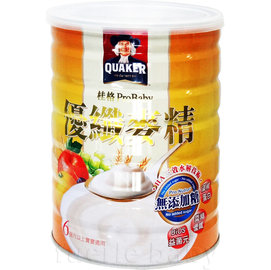 桂格優纖麥精750g