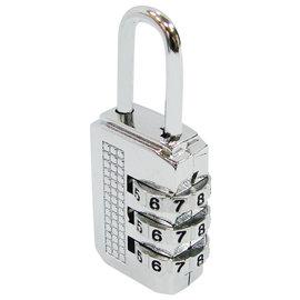 數字變號鎖/行李箱鎖(3碼)★可自行設定密碼★輕巧使用簡單★台灣製造