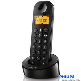 PHILIPS 飛利浦 數位無線電話 D1201 / D1201B