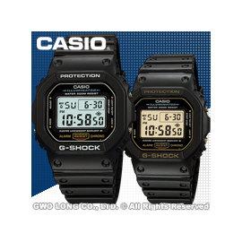 ~ 款到貨~CASIO 卡西歐 手錶 G~SHOCK DW~5600E ~1V 電子錶 耐