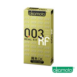 ~岡本okamoto~003 RF極薄貼身^(6片裝 盒^)