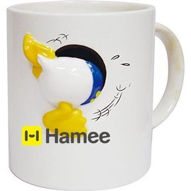 Hamee 玩具貴賓 汪將大集合 iinu Applus 彩色系列 硬式 iPhone5