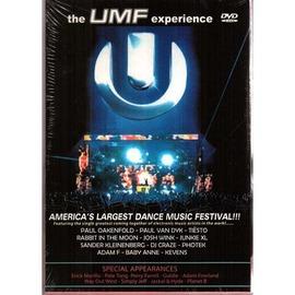 2004電音巨星狂歡現場DVD The UMF Experience 2004 the s