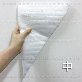 TP0006_002M 拋棄式奶油袋^(厚款^)、顆粒防滑擠花袋、奶油土袋 、環保PE擠花