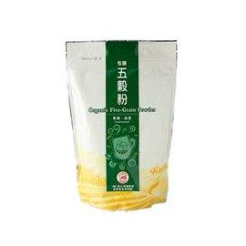 有機五穀粉~無糖~里仁 500克 包 低GI、零膽固醇,是生機飲食調理營養保健的食品 原味
