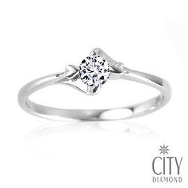 City Diamond~心心相印~20分 求婚鑽石戒指