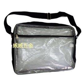~威威 ~  製 無塵室 背袋 夾網透明無塵袋 斜背式工具袋 工作包 側背式無塵包 科學園