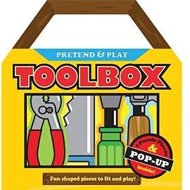 裝扮工具手提書  PRETEND  PLAY: TOOLBOX