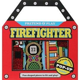 裝扮工具手提書  PRETEND  PLAY: FIREFIGHTER