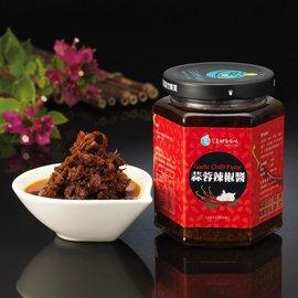 宏嘉 蒜蓉辣椒醬250ml