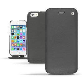 NOREVE iPhone 6 plus 5.5吋 下掀式皮套 保護套 手機套 真皮 手工 訂製 客製化 腰掛 iPhone6 plus 法國頂級手機皮套 專賣店 推薦