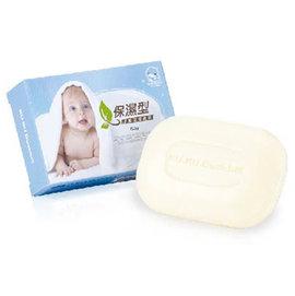 KUKU酷咕鴨保濕型嬰兒潔膚皂