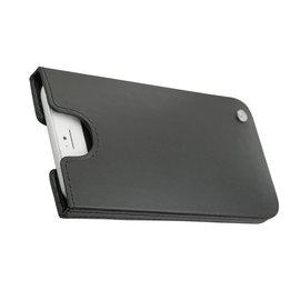 NOREVE iPhone 6 plus 5.5吋 直立式 手機袋 保護袋 真皮 皮革 手工 訂製 客製化 腰掛 iPhone6 plus 法國頂級手機皮套 專賣店 推薦