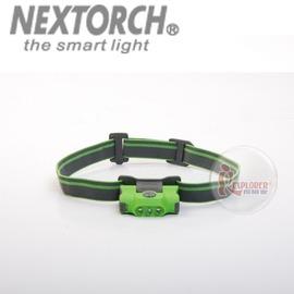 探險家戶外用品㊣NEXTORCH ECO STAR (綠) 30流明頭燈 LED頭燈 工作燈 露營燈 登山 露營 野營