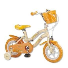 『SL10-10』【CHING-CHING親親】12吋 河馬腳踏車(黃澄色) (QW1250Y)