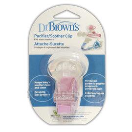 布朗博士 DrBrown's 安撫奶嘴鍊-單色