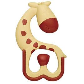 布朗博士 DrBrown's Ridgees 按摩固齒玩具-長頸鹿