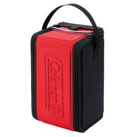 探險家戶外用品㊣CM-0389美國Coleman 營燈收納袋 (L號) 露營燈 專用軟式燈具收納袋