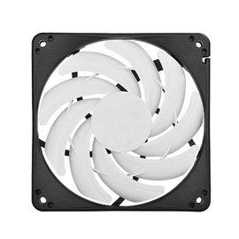 ^~硬派精璽^~ SilverStone 銀欣 FN123 薄型低噪音風扇12公分 004