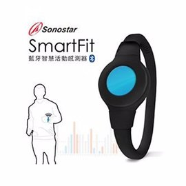 全天候追蹤紀錄每日活力 Sonostar Smart Fit藍牙智慧活力藍牙手環