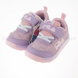 6折出清~FILA 兒童 輕量慢跑鞋-紫/粉 (7-J852O-959)