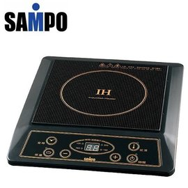 ◤A級 品• 中◢ SAMPO 聲寶 1300W 變頻微晶電磁爐 KM~SA13T