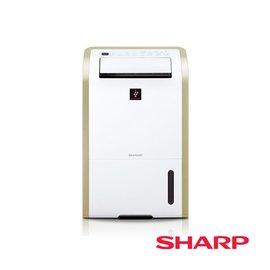 SHARP 夏普 13L 智慧型自動除菌離子溫濕感應除濕機 DW-E13HT **免運費**