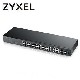 ~人言水告~ZyXEL GS2210~24 24~port GbE L2 器~即將 ~