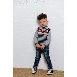 babyking 4202毛衣背心80cm^~140cm