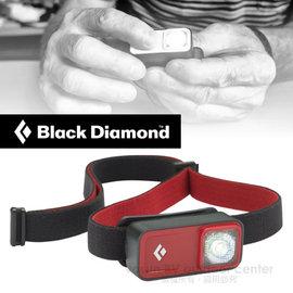 【美國 Black Diamond】Ion Headlamp 超輕LED觸控式頭燈(防水IPX8.最大80流明).登山頭燈.工作頭燈/跑步.登山.釣魚/620615 烈火紅