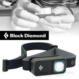 【美國 Black Diamond】Ion Headlamp 超輕LED觸控式頭燈(防水IPX8.最大80流明).登山頭燈.工作頭燈/跑步.登山.釣魚/620615 野性黑