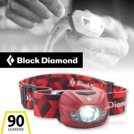 【美國 Black Diamond】Spot Headlamp 高亮度防水LED頭燈(防水IPX4.90流明).登山頭燈.工作頭燈/健行.跑步.登山.釣魚/620609 火星紅