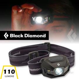 【美國 Black Diamond】ReVolt Headlamp 創新可充電頭燈(110流明.可外接USB充電).登山頭燈.探照燈/附3顆鹼性/充電電池/620600 野性黑